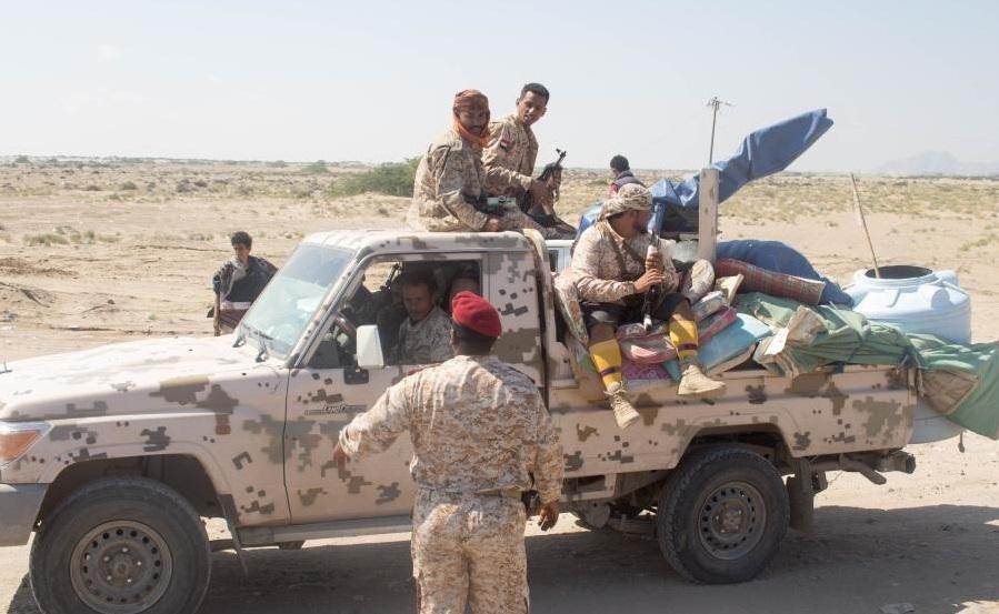 यमनी सरकार के सुरक्षा बलों और हौथियों के बीच संघर्ष में मारे गए दर्जनों लोग