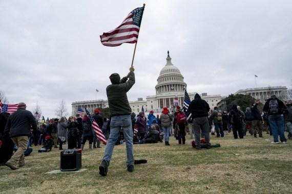 वॉशिंगटन में हो रही हिंसा से दुखी हुए गुटेरेस