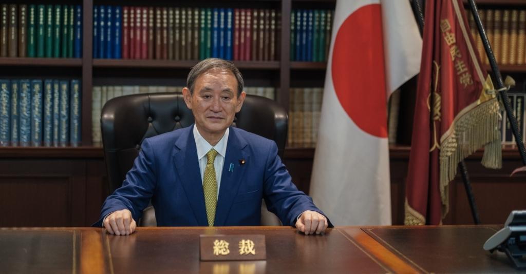 जापान के प्रधानमंत्री सुगा ने टोक्यो में आपातकाल लगाया