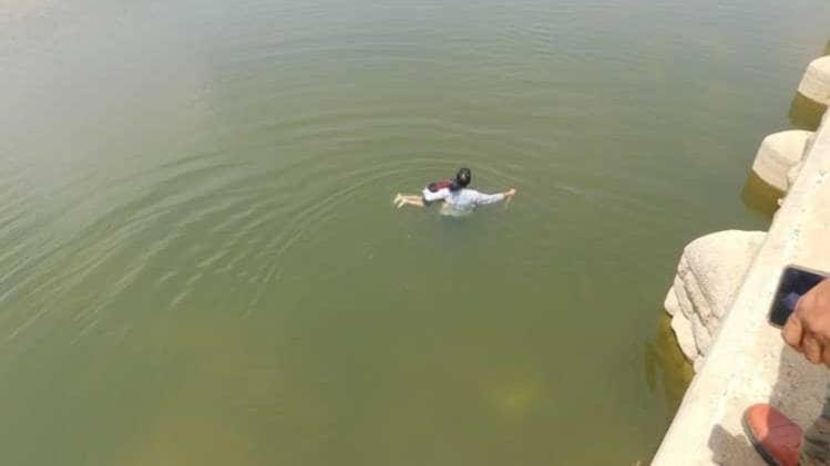 बालाघाट में तीन बच्चे हुए लापता, सोन नदी के कदमघाट पर मिले कपड़े, तलाश जारी