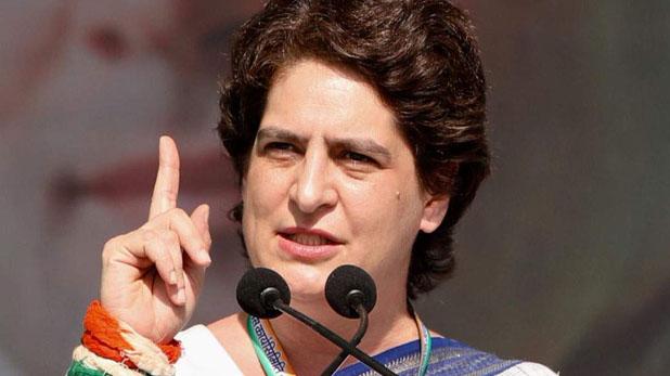 किसानों की मौत पर भड़कीं प्रियंका गांधी, कहा-किसान क्रूर सरकार पर कैसे विश्वास करे?