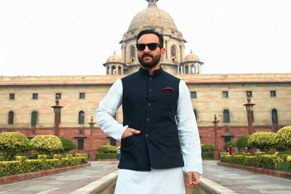 'तांडव' में समर प्रताप सिंह का किरदार आकर्षक : सैफ