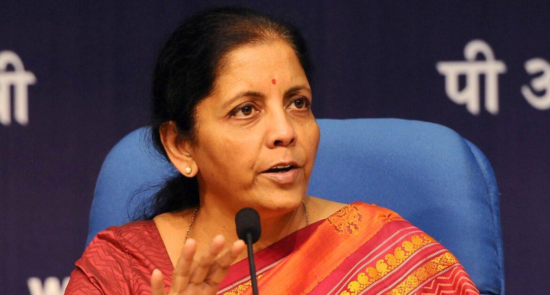 सीतारमण ने संसद में राहुल के भाषण पर उठाए सवाल