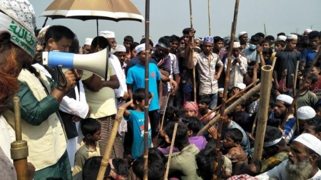 हिंदुओं के घरों में तोड़-फोड़ मामले में बांग्लादेश पुलिस ने आरोपी को गिरफ्तार किया