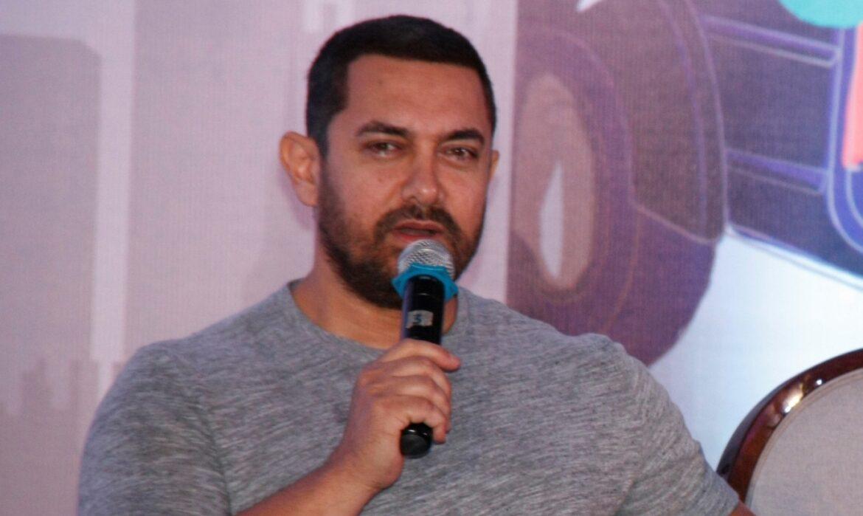 आमिर खान ने नए गीत के लिए खुद डिजाइन किया अपना लुक