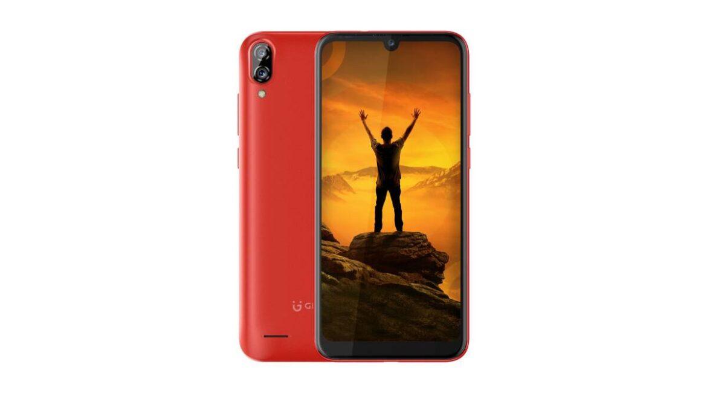 जियोनी ने 6,999 रुपये में बजट स्मार्टफोन लॉन्च किया