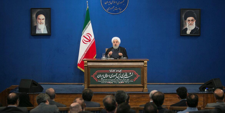 ईरान न्यूक्लियर-डील को केवल प्रतिबंध हटाकर ही बचाया जा सकता है : रूहानी