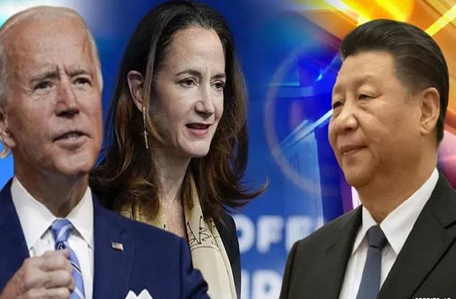 अमेरिका ने चीन को दुनिया के लिए बताया खतरा, कहा- पैदा कर रहा कई चुनौतियां