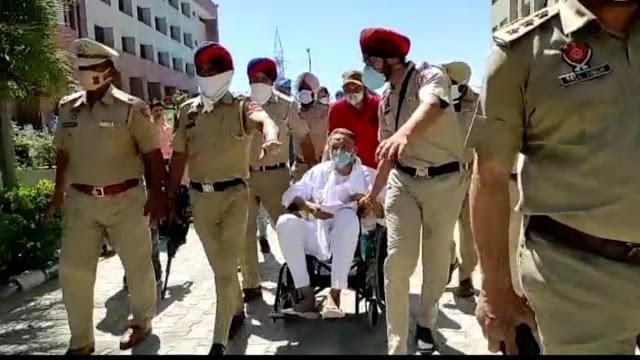 यूपी पुलिस के हवाले किया गया बाहुबली, मुख्तार की बांदा यात्रा जारी