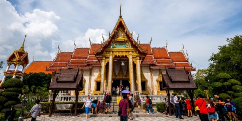 यात्रा कार्यक्रम के विस्तार के बाद थाईलैंड में अंतर्राष्ट्रीय पर्यटक में बढ़ोतरी