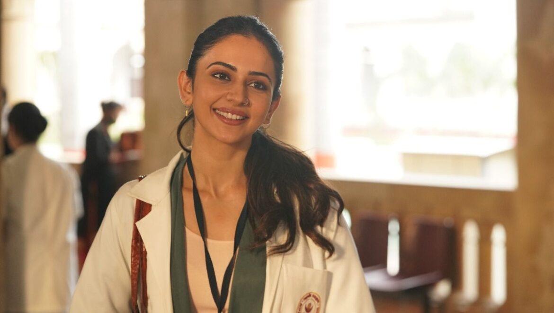 रकुल प्रीत सिंह ने 'डॉक्टर जी' के लिए अटेंड की मेडिकल कक्षाएं