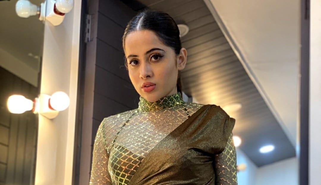 आर्यन खान के समर्थन में आई उर्फी जावेद